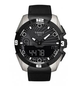 TISSOT T-TOUCH EXPERT SOLAR TONY PARKER férfi karóra T091.420.46.061.00