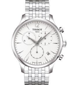 TISSOT TRADITION chronograph férfi karóra T063.617.11.037.00