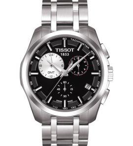 TISSOT COUTURIER Chronograph Férfi Karóra T035.439.11.051.00