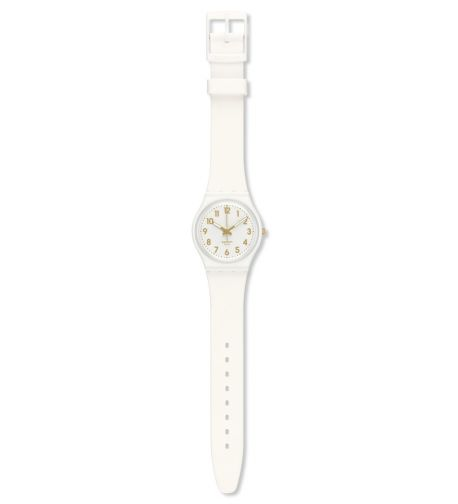 SWATCH WHITE BISHOP női karóra GW164