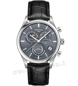 CERTINA DS-8 CHRONO MOON PHASE férfi karóra C033.450.16.351.00