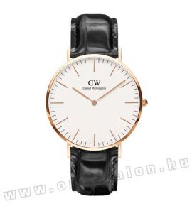 DANIEL WELLINGTON CLASSIC READING férfi karóra DW00100014