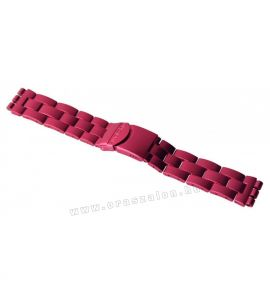 SWATCH FULL BLOODED RASPBERRY óraszíj ASVCK4050AG