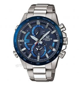 CASIO EDIFICE PREMIUM BLUETOOTH ANALOG férfi karóra EQB-900DB-2A