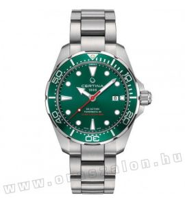 CERTINA DS ACTION DIVER POWERMATIC 80' férfi karóra C032.407.11.091.00