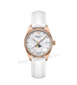 CERTINA DS-8 MOON PHASE női karóra C033.257.36.118.00