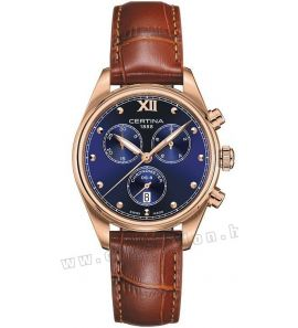 CERTINA DS-8 LADY CHRONOGRAPH női karóra C033.234.36.048.01
