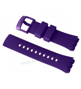SWATCH TOUCH PURPLE óraszíj ASURV100