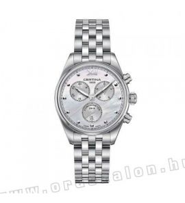 CERTINA DS-8 LADY CHRONOGRAPH női karóra C033.234.11.118.00