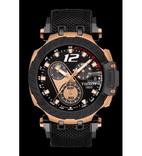TISSOT T-RACE MOTOGP 2019 CHRONOGRAPH LIMITED EDITION férfi karóra T115.417.37.057.00