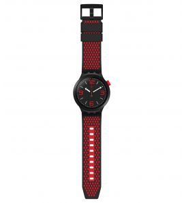 SWATCH BBBLOOD unisex karóra SO27B102