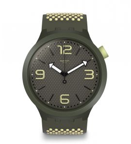 SWATCH BBBLANCO unisex karóra SO27M102