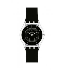 SWATCH BLACK CLASSINESS női karóra SFK361