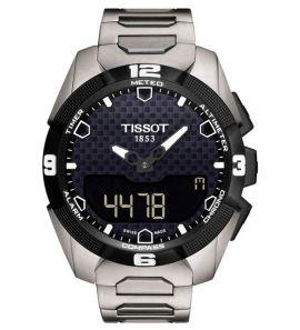 TISSOT T-TOUCH EXPERT SOLAR férfi karóra T091.420.44.051.00