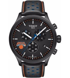 TISSOT CHRONO XL NBA TEAMS SPECIAL NEW YORK KNICKS EDITION férfi karóra T116.617.36.051.05