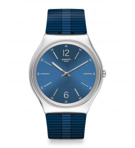 SWATCH BIENNE BY DAY unisex karóra SS07S111