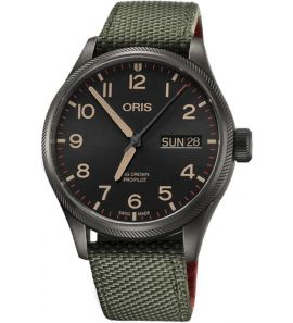 ORIS 40TH SQUADRON LIMITED EDITION férfi karóra 01 752 7698 4274-Set TS